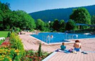 Camping park bad liebenzell op camping - Zwarte voering voor zwembad ...